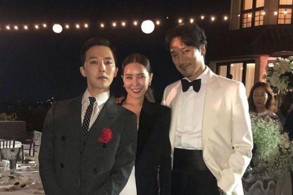 Kim Min Joon aktor korea istri