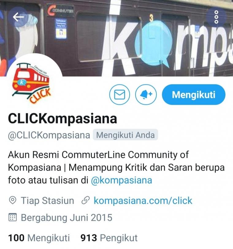 Ikuti, Iseng-iseng Berhadiah di Twitter Clickompasiana