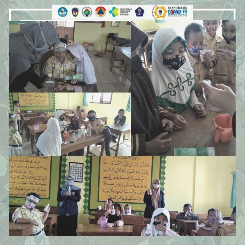 Wisata Semarang Viral: Mahasiswa KKN-T Literasi Numerasi Upgris Ajak Anak SD Buat