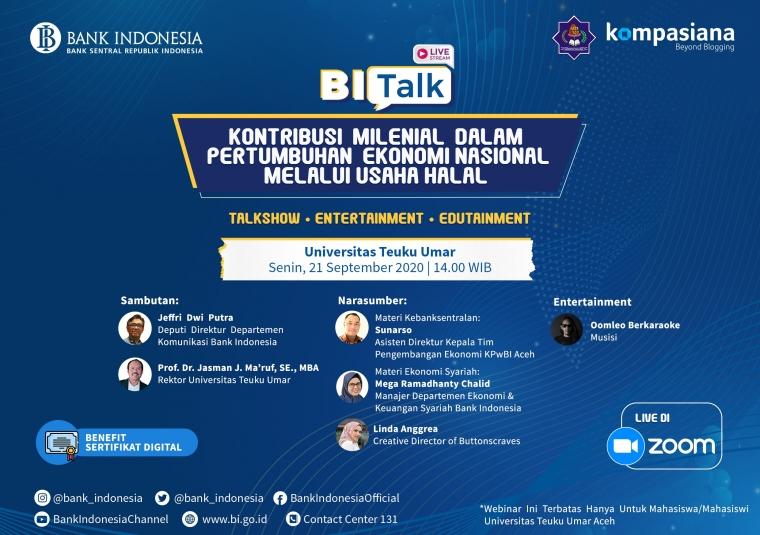Mahasiswa Aceh, Bersiaplah untuk Berkontribusi Guna Mendorong Ekonomi Syariah di Indonesia!