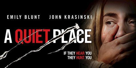 Film A Quiet Place 2018 Diam Diam Menghanyutkan Halaman 1 Kompasiana Com
