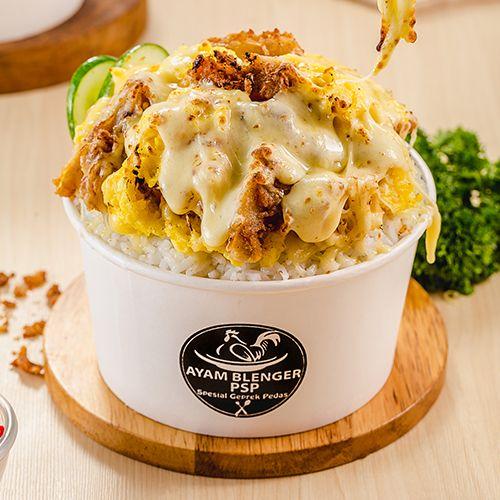 Ayam Blenger Psp Geprek Terenak Di Jakarta Kompasiana Com