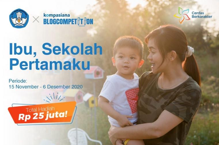 Bagikan Cerita tentang Ibu dan Raih Hadiah Puluhan Juta Rupiah!