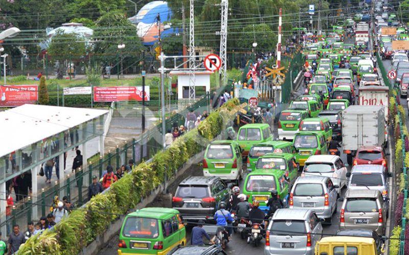 Cara Mengatasi Kemacetan Di Kota Bogor Halaman 1 Kompasiana Com