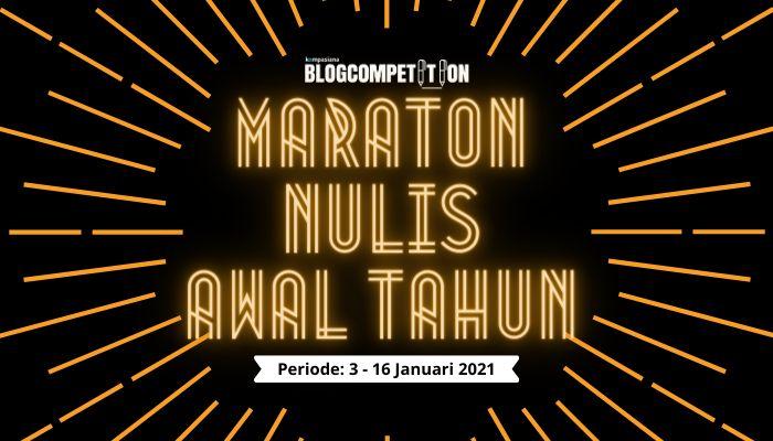 Setelah Petasan, Masih Ada Bejibun Hadiah di Blogcomp Maraton Awal Tahun!