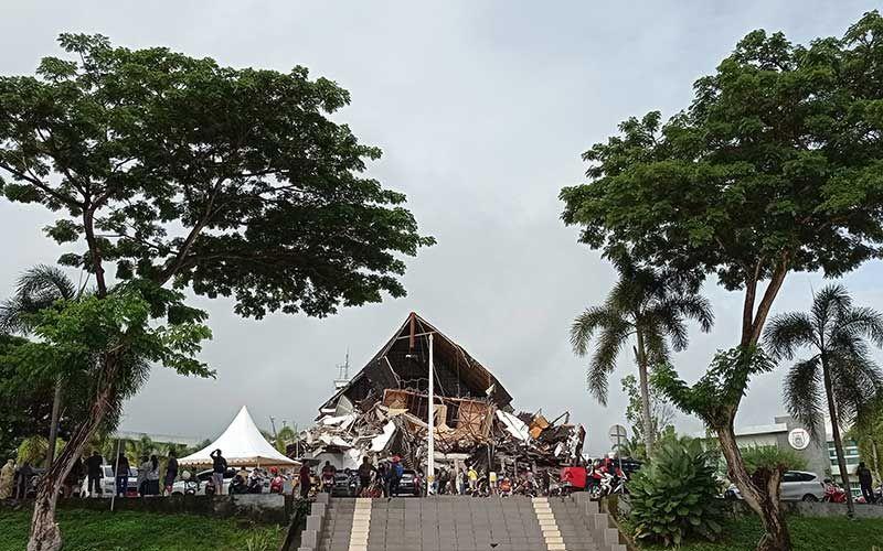 Berita Terkini Mengenai Gempa di Sulawesi Barat ...