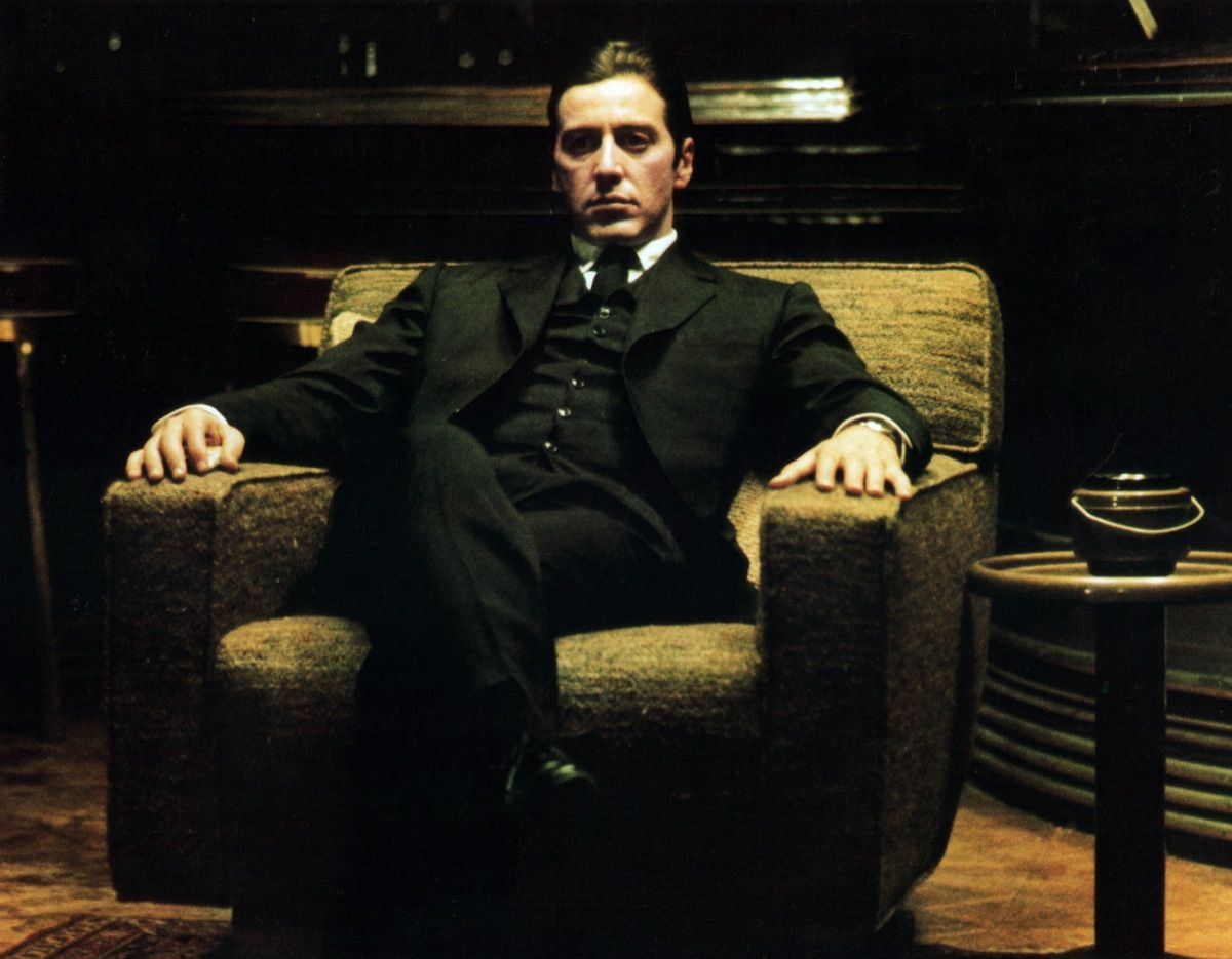 Review Film The Godfather Mafia Berdasarkan Keluarga Kompasiana Com