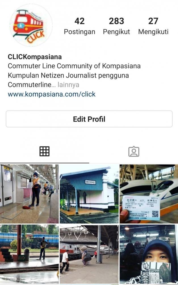 Ada Giveaway di Instagram Clickompasiana, Yuk Ikutan!