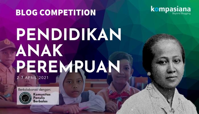 [KPB] Yuk Nulis: Pendidikan Anak Perempuan di Indonesia