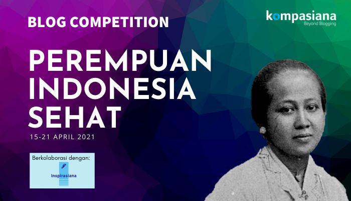 [Inspirasiana] Yuk, Menulis tentang Perempuan Indonesia Sehat