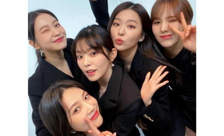 Rekomendasi Lagu Red Velvet yang Nagih dan Mantap! Halaman all - Kompasiana.com