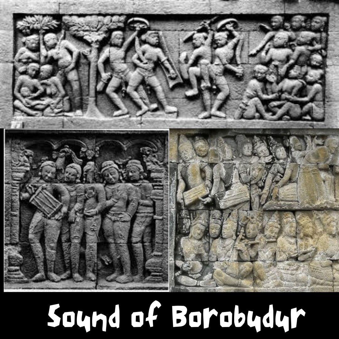 Sound of Borobudur, A New Value of Borobudur - Kompasiana.com