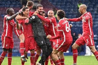 Kiper Liverpool Alisson Becker Cetak Gol Penentu Kemenangan Liverpool, Bukan Kali Pertama Dia Jadi 'Malaikat'!