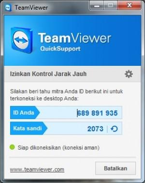 Remote Desktop dengan Menggunakan Team Viewer - Kompasiana com