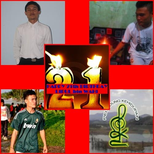 Hei Aku Selamat Ulang Tahun Ke 21 27 November 1992 27 November 2013 Halaman All Kompasiana Com