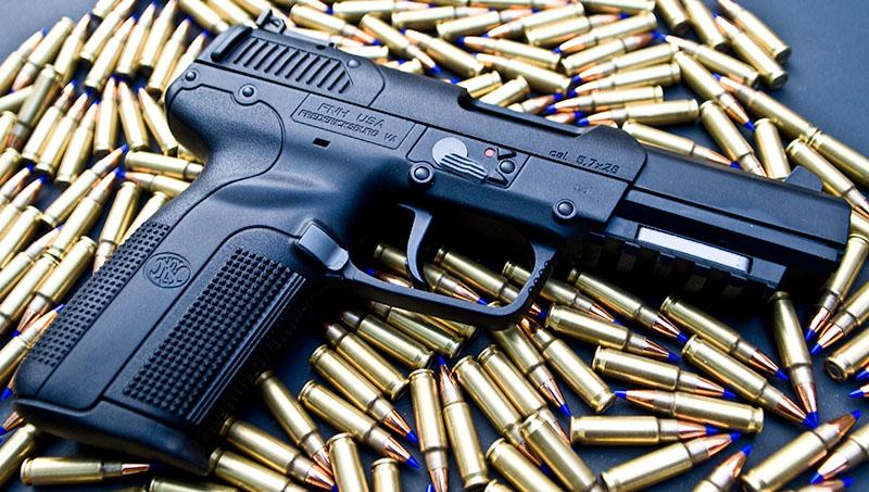 Inilah Senjata Pistol Fn Yang Membunuh Tito Kei One Shoot One Kill Kompasiana Com