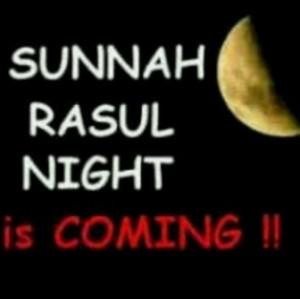 Cerpen Abal-abal: Malam Jum'at (Sunnah Rasul) oleh Lipul El Pupaka