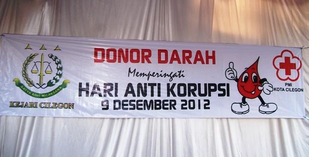 Contoh Spanduk Donor Darah - desain spanduk keren