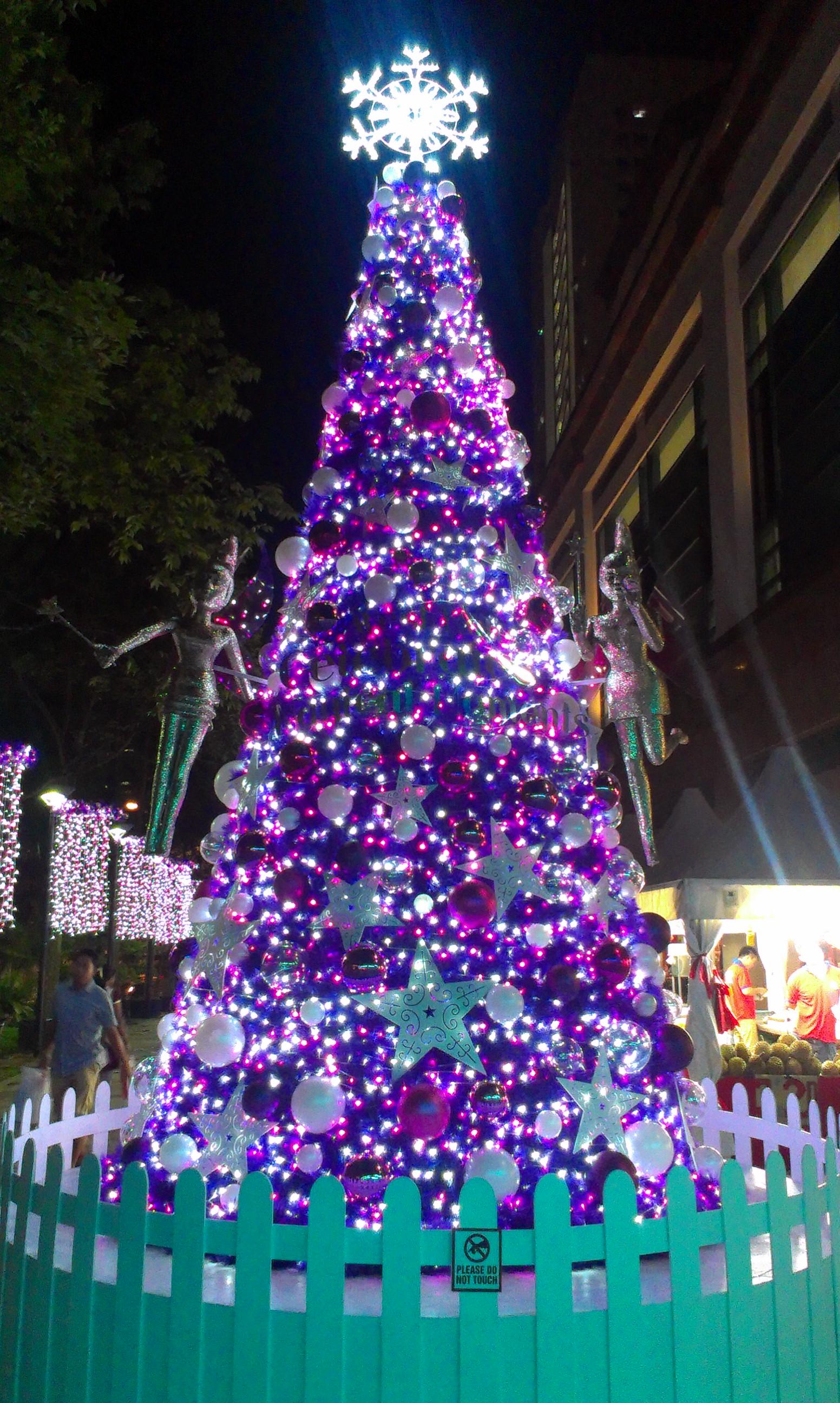 Gambar Pohon Natal Dan Kata Katanya