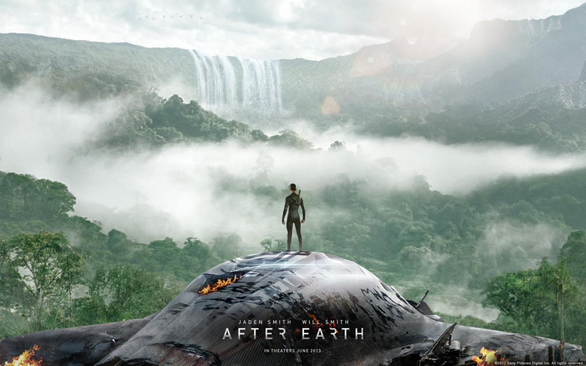 After Earth Film Gagal Pertama Kali Will Smith Kompasiana Com