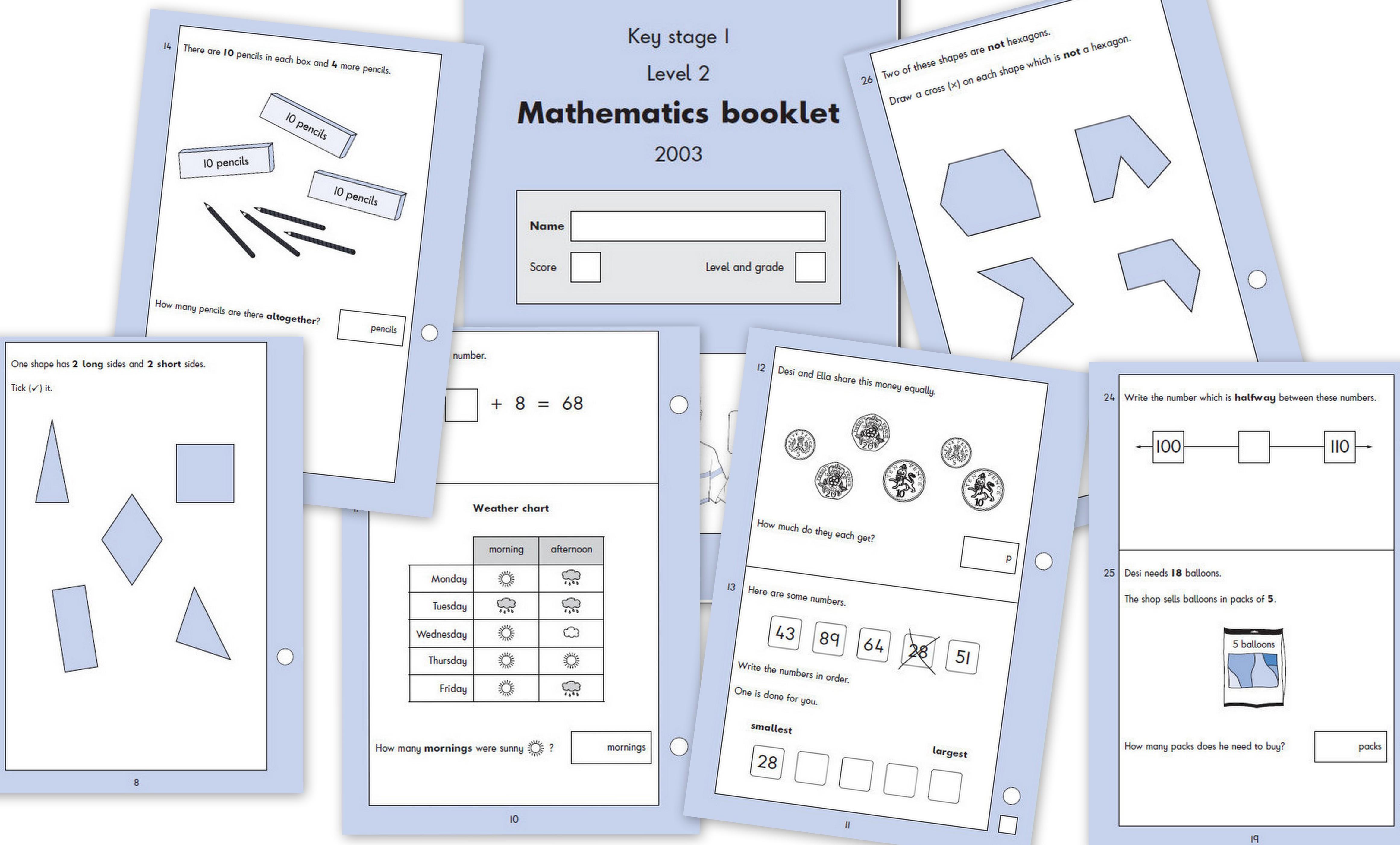 Ini Bocoran Soal Ujian Matematika Year 2 Oleh Septin Puji Astuti