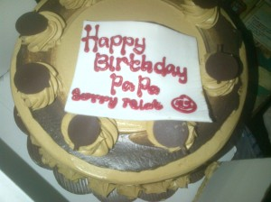 Nikmatnya Kue Ulang Tahun Anakku Kompasianacom