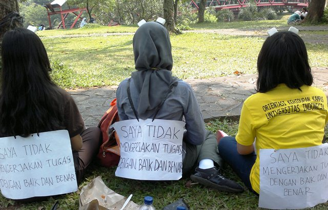 Ospek Rasa Malu Sampai Bangga Sebagai Mahasiswa Baru Oleh Fitri