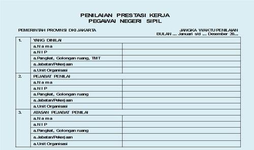 Sosialisasi Dan Implementasi Peraturan Pemerintah Republik Indonesia Nomor 46 Tahun 2011 Tentang Penilaian Prestasi Kerja Pegawai Negeri Sipil Kompasiana Com