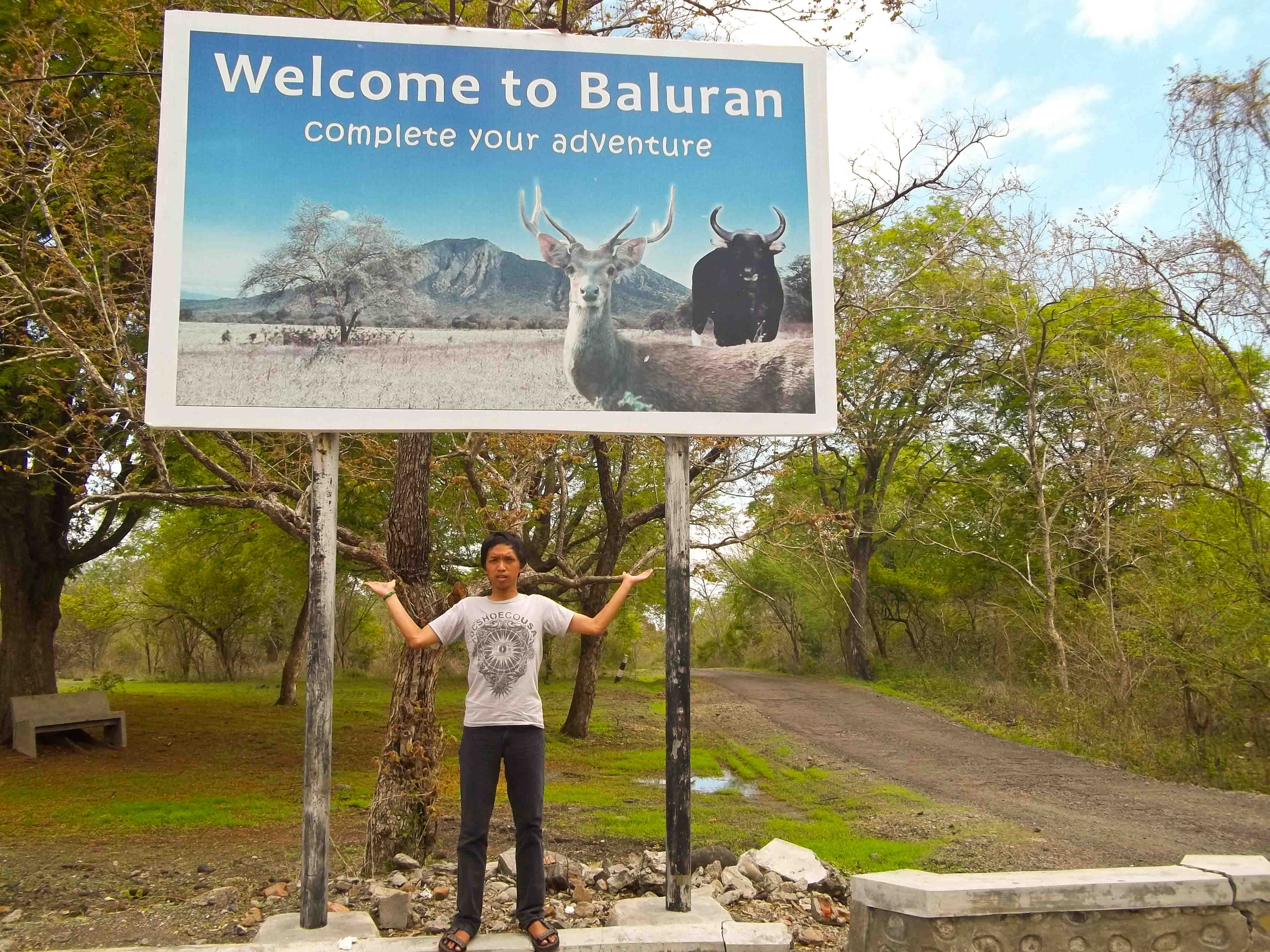 Secuil Kisah Tentang Taman Nasional Baluran - Kompasiana.com