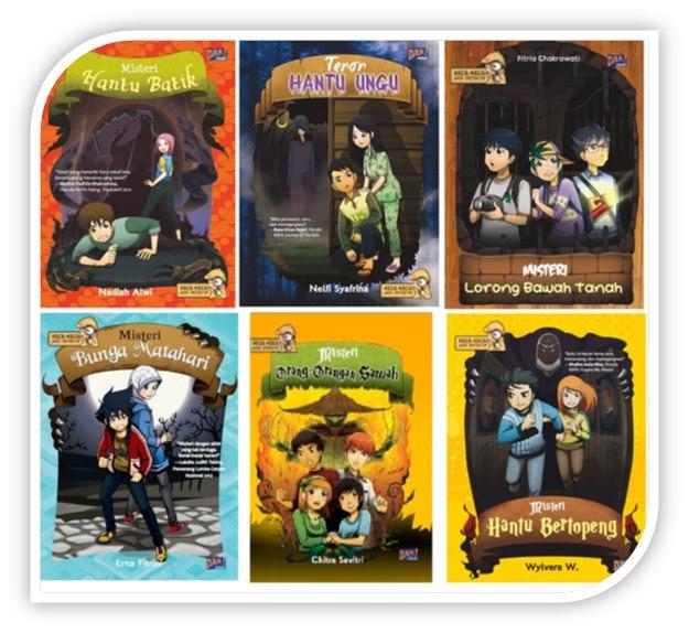 Novel Detektif Cilik Favorit Penulis Cerita Anak di Indonesia oleh Benny Rhamdani Halaman all - Kompasiana.com