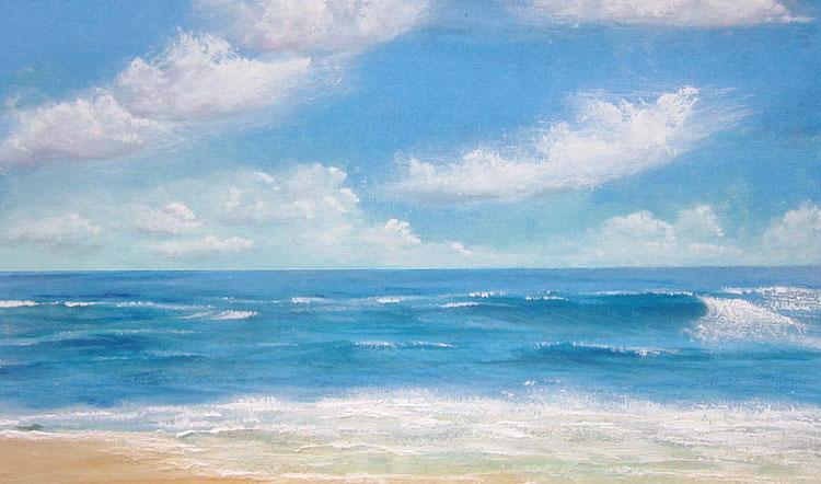 5 Lukisan Yang Terinspirasi Oleh Laut Oleh Kopi Keliling