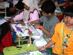 Strategi Buat Anak Untuk Menang Dalam Lomba Menggambar Kompasiana Com