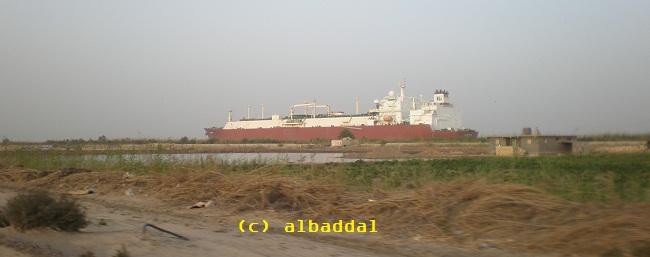 Basha Oil Change >> Menyaksikan Keajaiban Terusan Suez Memisahkan Benua Afrika