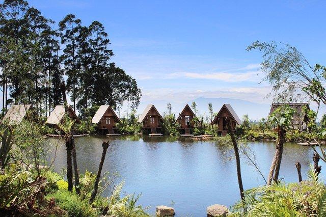 Asyiknya Berlibur Di Dusun Bambu Lembang Bandung Oleh Dian Mardiana
