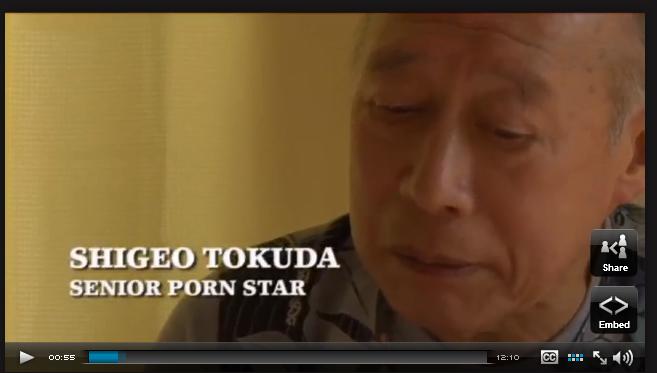 Kakek-kakek dalam Film Dewasa Jepang - Kompasiana com