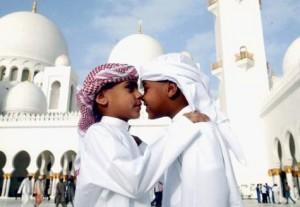 ciuman tanpa nafsu plus kebiasaan ngopinya orang arab oleh mukti ali