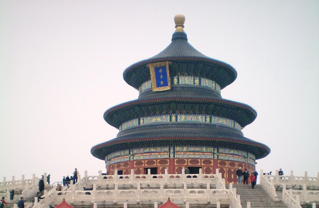 Tempat Tempat Menarik Di Beijing Beijing 1 Kompasiana Com