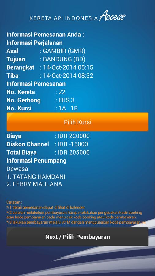 cara reservasi tiket kereta api melalui aplikasi smartphone oleh rh kompasiana com