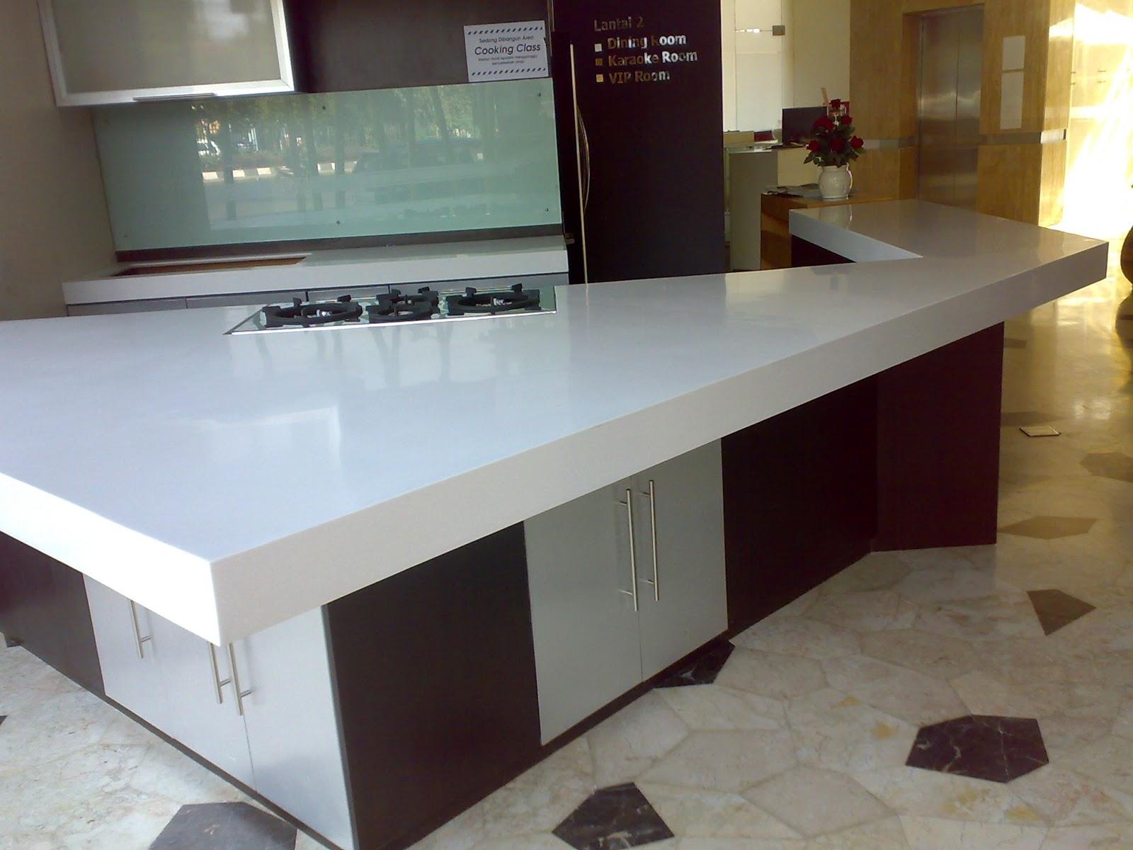 Memilih top table kitchen set oleh maugina havier kompasiana com