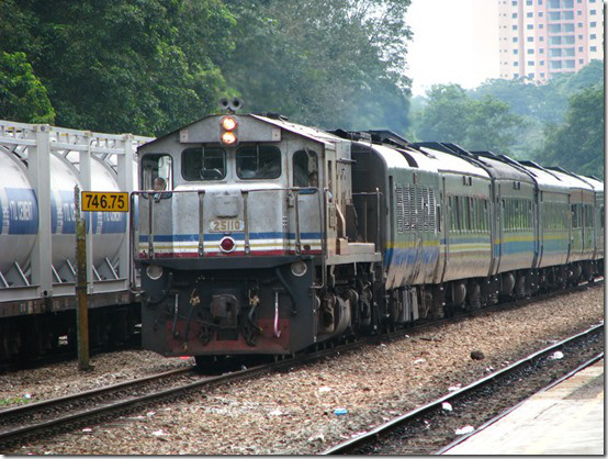 Mendadak Singapura Part 1 Kereta Api Kl Singapura Kompasiana Com