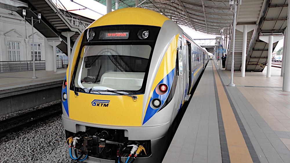 Ktm Train Malaysia
