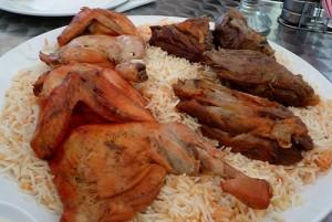 Catatan Tercecer Mantan Mukimin Arab Saudi 18 Kuliner Arab