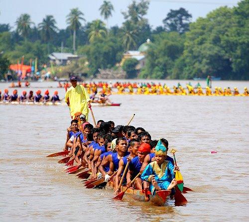 Pacu Jalur Khazanah Budaya Kuantan Singingi Oleh Wiriyanto Aswir