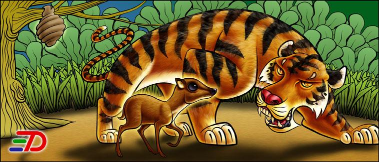Kisah Kancil Harimau Dan Buaya Kompasiana Com