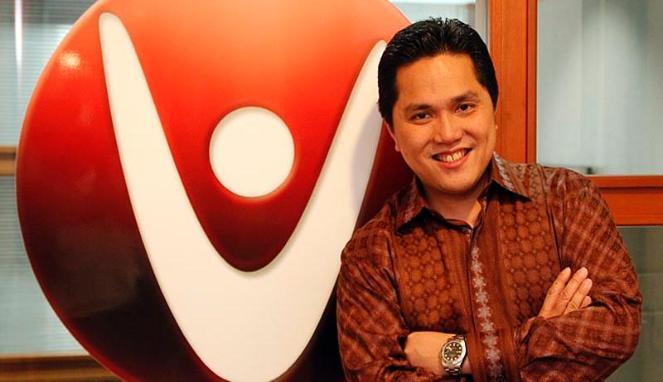 Jadi Ketua Timses Jokowi-Ma'ruf, Ini Bisnis Erick Thohir