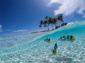 langit dan laut saling bercermin com