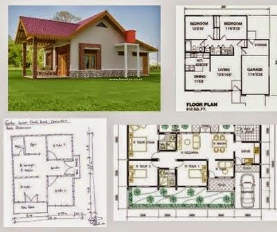 720 Koleksi Contoh Gambar Rumah Yang Simpel HD Terbaru