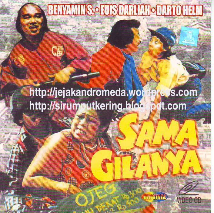 Bioskop Kompasiana Film 05 Sama Gilanya Benyamin Wajib Tonton