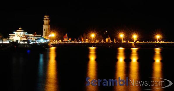 Ulee Lheue Geliat Malam Di Banda Aceh Kompasiana Com