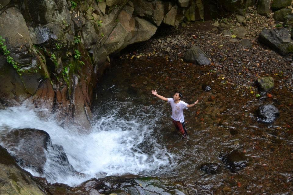 wisata alam capolaga kabupaten subang, jawa barat 41282 Indahnya Curug Karembong Kompasianacom